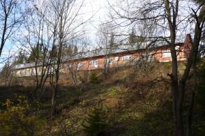 Частная гостиница на территории СК Тисовец